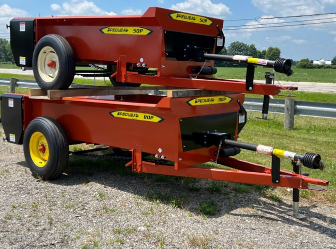2021 Pequea 80P Manure Spreader-Dry/Pull Type For Sale