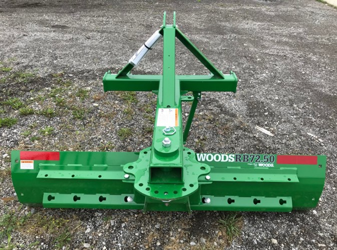 2021 Woods RB72.50 Blade Rear-3 Point Hitch For Sale