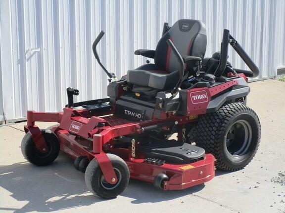 2020 Toro Titan HD 2500 Zero Turn Mower For Sale