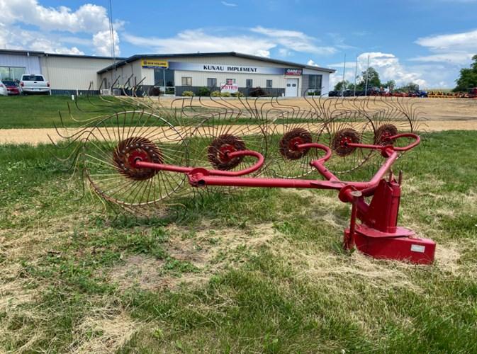 Misc ICAM 3PT Hay Rake-Wheel For Sale