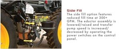 Sprayer-Self Propelled For Sale 2021 Hagie STS12 Sidefill and Eductor Kit