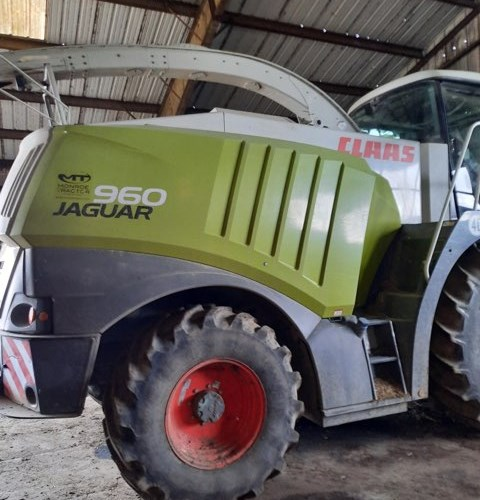 2016 CLAAS 960 Forage Harvester-Self Propelled For Sale