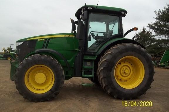 2012 John Deere 7280R Tractor - Row Crop For Sale