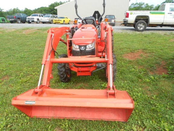 2015 Kubota L2501 Tractor - Compact Utility For Sale