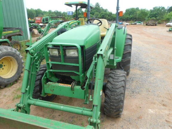 2001 John Deere 4600 Tractor - Compact Utility For Sale