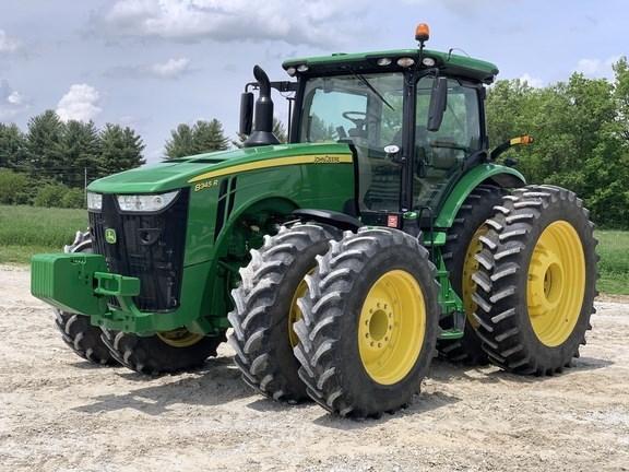 2019 John Deere 8345R Tractor - Row Crop For Sale