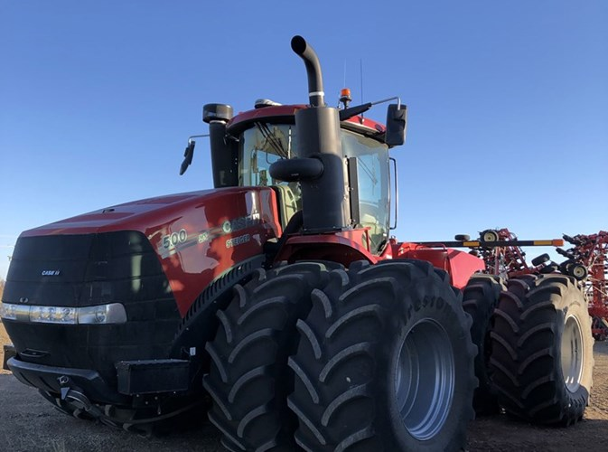 2021 Case IH 500 Tractor For Sale