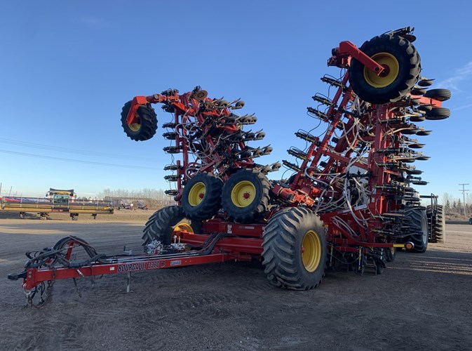 2014 Bourgault 3320 Air Drill For Sale