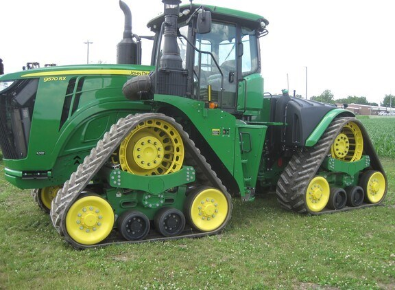 2019 John Deere 9570RX Tractor - Track For Sale