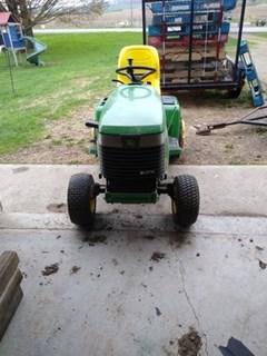 Lawn Mower For Sale 2002 John Deere 345 , 18 HP