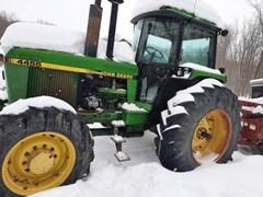 Tractor - Row Crop For Sale 1989 John Deere 4455 , 155 HP
