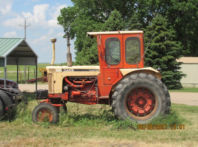 1967 Case 930 Tractor For Sale