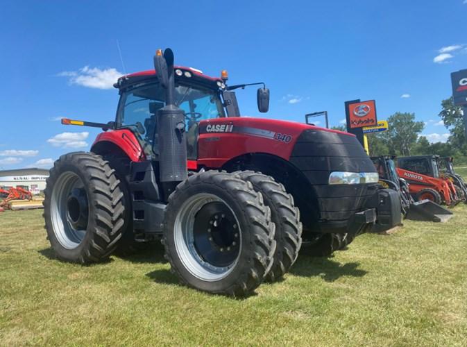 2016 Case IH MAGNUM 340 Tractor For Sale