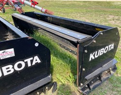 Snow Blade For Sale: Kubota AP-SSP1596
