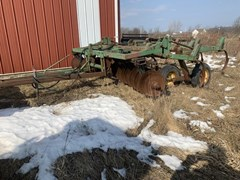 Plow-Chisel For Sale John Deere 714