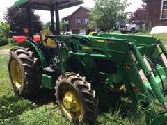 Tractor - Utility For Sale 2018 John Deere 5055E , 55 HP