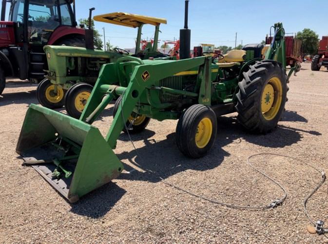 John Deere 830 Tractor For Sale
