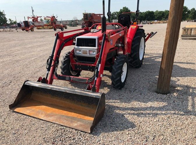 Yanmar FX28D Tractor For Sale