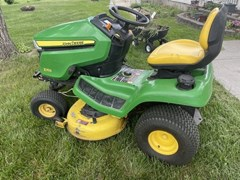 Riding Mower For Sale 2015 John Deere X350