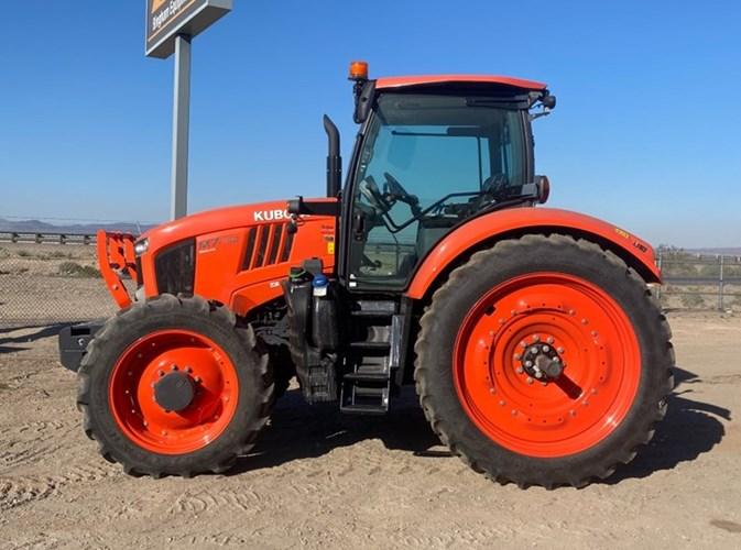 Kubota M7-152 Tractor