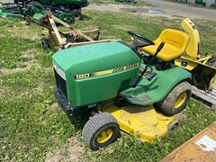 """Lawn Mower For Sale 1990 John Deere 180 w/  48"""" Snow Blower , 17 HP"""