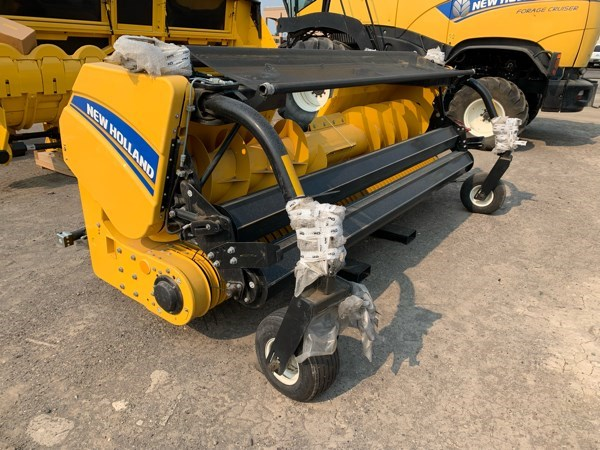 2021 New Holland 380HDY Header-Windrower For Sale