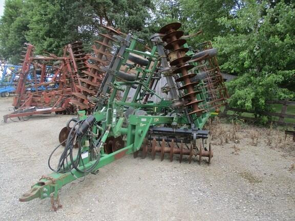 2004 John Deere 726 Mulch Finisher For Sale