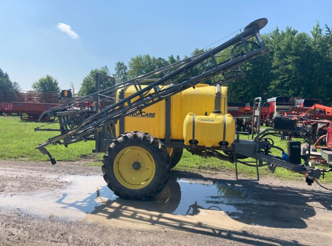 2015 CropCare AGX750T Sprayer-Pull Type For Sale