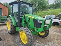 Tractor - Utility For Sale 2018 John Deere 5075E , 75 HP