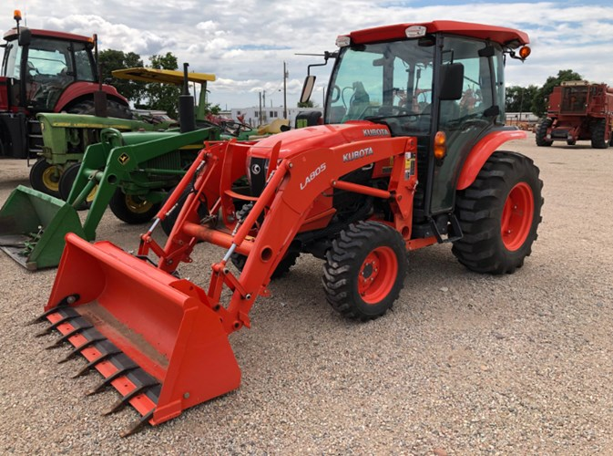 Kubota L4060HSTC  Tractor For Sale