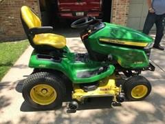 Riding Mower For Sale 2017 John Deere X394