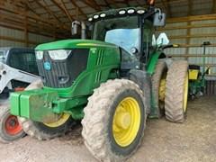 Tractor - Row Crop For Sale 2012 John Deere 6210R , 210 HP