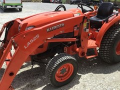 Tractor - Compact Utility For Sale 2018 Kubota L3301D