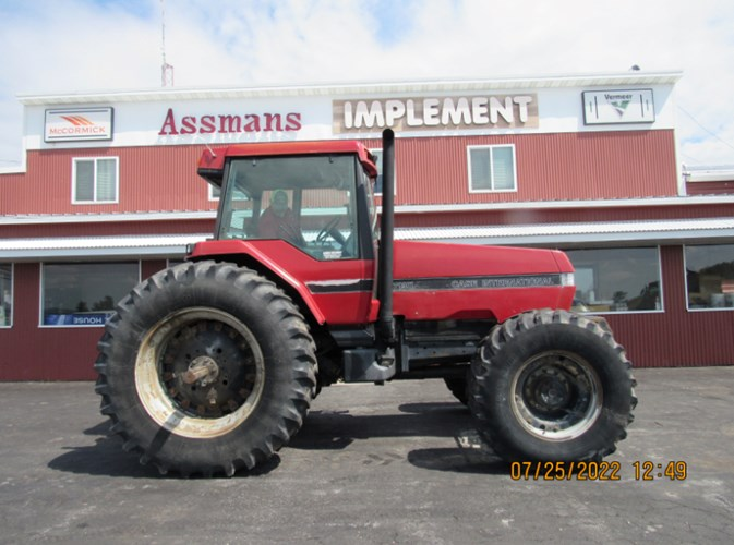 1989 Case IH 7130 MFD Tractor For Sale