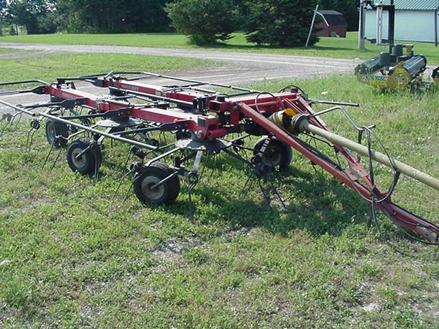 Vicon 833T Tedder For Sale