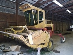Windrower For Sale 1989 New Holland 1499