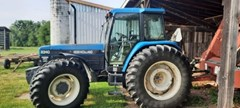 Tractor - Utility For Sale 1996 New Holland 8340 , 117 HP