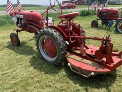 Tractor - Compact Utility For Sale 1958 Farmall Cub , 12 HP