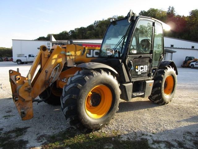 2017 JCB 541-70 AGRI SUPER Telehandler For Sale