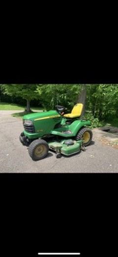 Lawn Mower For Sale 2011 John Deere X748 , 25 HP
