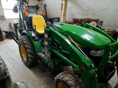 Tractor - Compact Utility For Sale 2016 John Deere 2025R , 25 HP