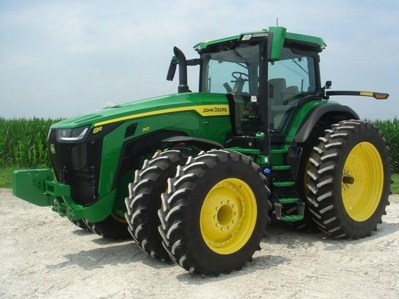 2020 John Deere 8R 310 Tractor - Row Crop For Sale
