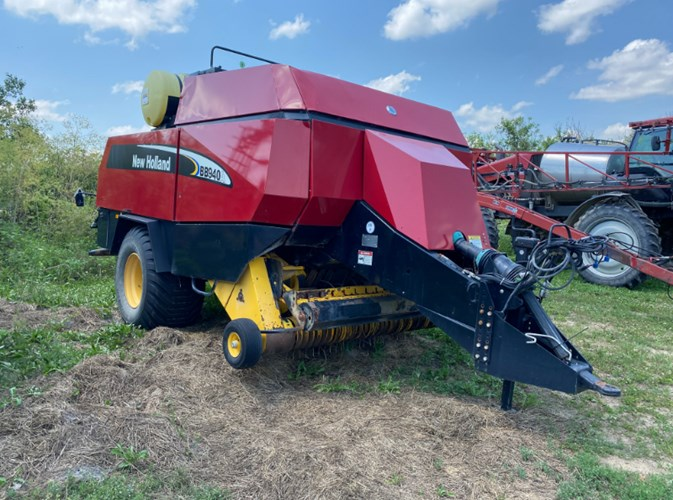 2007 New Holland BB940AS Baler-Big Square For Sale