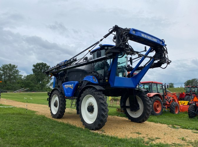 2018 New Holland SP.310F Sprayer-Self Propelled For Sale