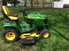 Lawn Mower For Sale 2013 John Deere X730 , 25 HP