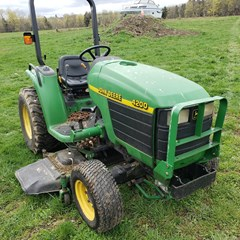 Tractor - Compact Utility For Sale 1999 John Deere 4200 , 26 HP