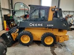 Skid Steer For Sale 2018 John Deere 320E