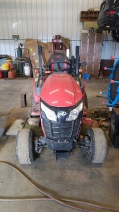Tractor - Compact Utility For Sale 2018 Mahindra eMax 20S , 20 HP