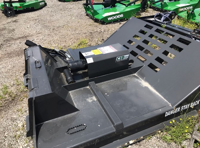 2021 CID XBC72LF Rotary Cutter For Sale