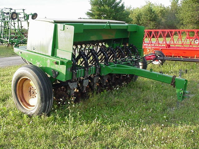 Great Plains 10 Grain Drill For Sale